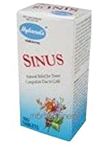 Sinus 100 Tablets by Hylands