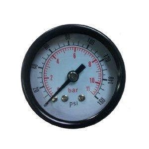 how to fix air pressure gauge