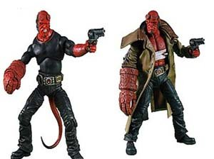Buy Low Price Mezco Hellboy 2 Golden Army Series 2 Figures Set of 2 (B0031KHNT2)