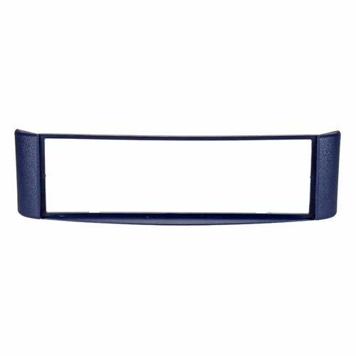 Radioblende Smart 450 1-DIN blau
