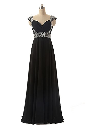 Sarahbridal Empire Long Chiffon Party Prom Evening Dress Sd179-Us2
