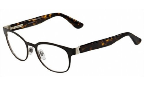 Yves Saint Laurent Yves Saint Laurent 2356 Eyeglasses-07H5 Brown Gold/Dark Havana-52mm
