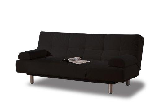 How Do I Get Westport Home Julia Convertible Sofa With Black Cover
