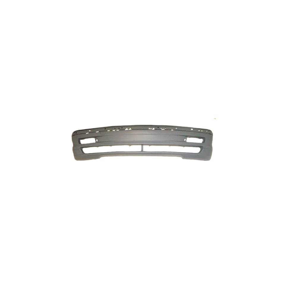 OE Replacement BMW 323 Front Bumper Cover (Partslink Number BM1000126)
