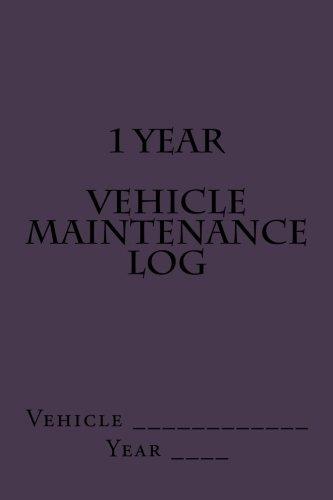 1-year-vehicle-maintenance-log-purple-cover