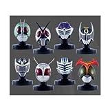 ライダーマスクコレクション Vol.1 シークレット入り8種セット(ストロンガーなし)