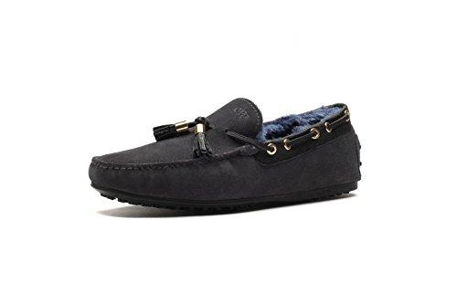 OPP Mode Chaussures de Ville Mocassins Loafers A Lacets Basses Pour Hommes