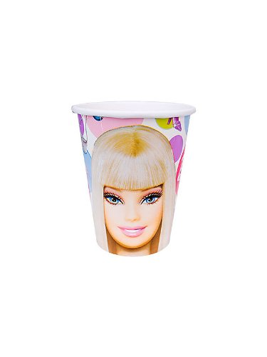 AMSCAN INC. Barbie 9oz. Cups