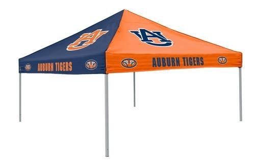 Auburn Tigers Navy & Orange Tailgate Tent Canopy