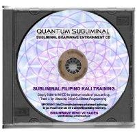 BMV Quantum Subliminal CD Filipino Kali Training (Ultrasonic Martial Arts Series)