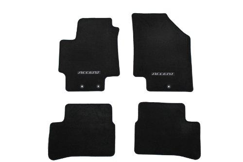 genuine-hyundai-accessories-1eh14-ac000wk-black-carpeted-floor-mat-for-hyundai-accent