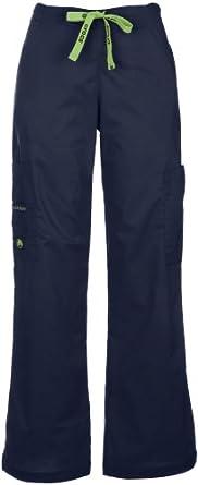 Karla Five Pocket Scrub Pant NAVY X-SMALL