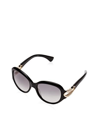 Alexander McQueen Gafas de Sol AMQ 4217/S Woman Negro