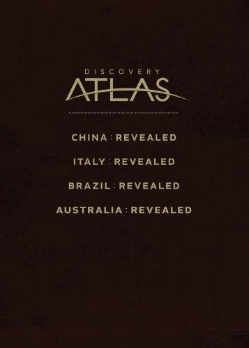Атлас Дискавери: Бразилия, Китай, Италия, Австралия
