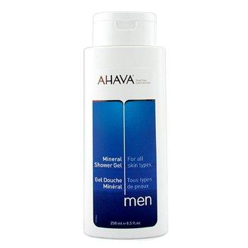 Ahava Men Mineral Shower Gel ( All Skin Types )  250ml/8.5oz