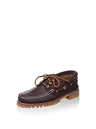Timberland Náuticos Tfo Classic 3 Eye Lu Port (Marrón)