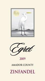 2009 Egret - Amador County Zinfandel 750 Ml