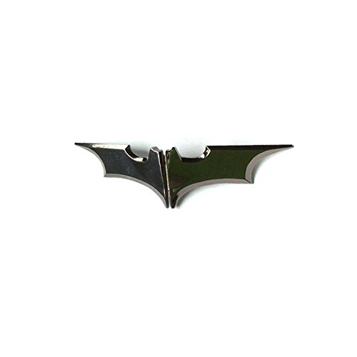 Unisex's Zinc Alloy Man Batman Batarang Money Clip Gun Metal (Batman Batarang Money Clip compare prices)