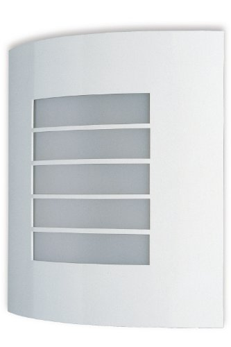 Philips Philips 01726\/46\/31 Mygarden Wall Light (White And Aluminium)