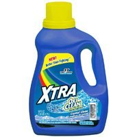 Xtra Liquid Laundry Detergent, 58 oz