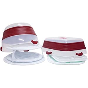Starfrit Collapsible Cake Carrier