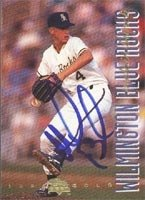 Melvin Bunch Wilmington Blue Rocks - Royals Affiliate 1994 Classic Best Gold... by Hall of Fame Memorabilia