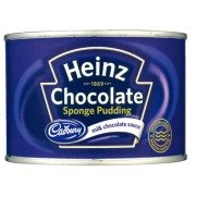 Heinz Chocolate Pudding. Case of 6 X 300g