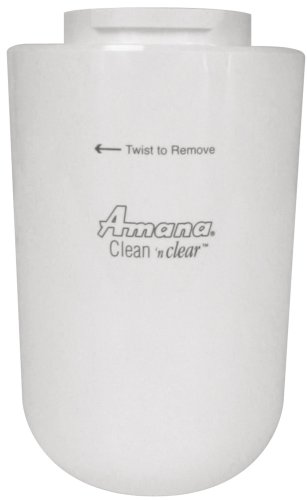 Amana WF401 Clean N Clear Refrigerator Water Filter, 1-Pack