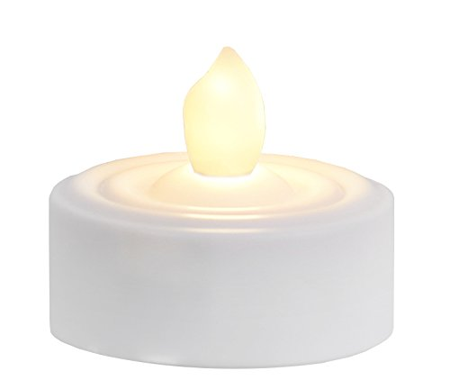 Star LED-Teelicht 'T-Light', 2 Stück, flackernd inklusive...