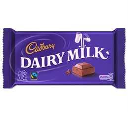 Cadbury Chocolate Bar 200g (7oz) - Made in England