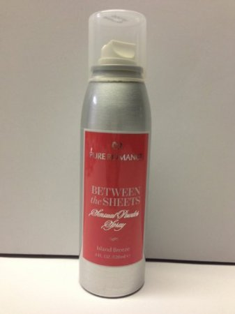 Pure Romance Between The Sheets Scented Powder Spray (Island Breeze) (Pure Romance Island Breeze compare prices)