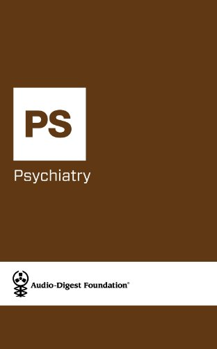 Psychiatry: Vitamins And Minerals In Psychiatry (Audio-Digest Foundation Psychiatry Continuing Medical Education (Cme). Book 42)
