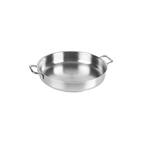 Spring USA 8460-60/40 Brigade Complete 10 Qt. Paella Pan
