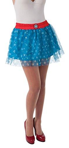 Rubie's Costume Women's Marvel Universe Adult Captain America Skirt
