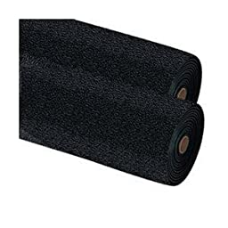 Pebble Step Sof-Tred MAT252BK Premium Anti-Fatigue Mat, 2\' x 4\', Black