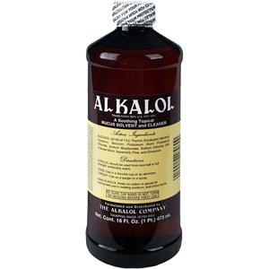 Alkaline nasal wash / Milk thistle and liver function