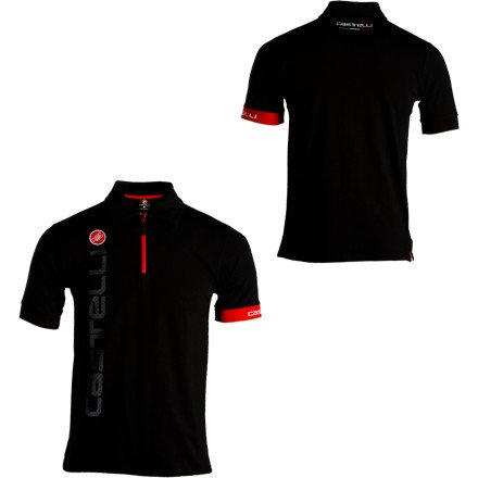 Buy Low Price Castelli Veloce Polo Shirt – Short-Sleeve – Men's (B004P5DPNK)