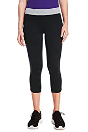 M&S Collection Active Performance Slim Leg Seamfree Cropped Leggings [T51-3107-S]