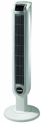 Lasko #2510 Tower Fan, 36-Inch, White