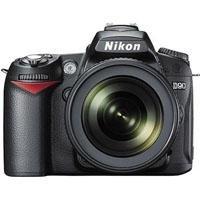 Nikon D90 12.3MP DX-Format CMOS Digital SLR Camera with 18-105 mm f/3.5-5.6G ED AF-S VR DX Nikkor Zoom Lens
