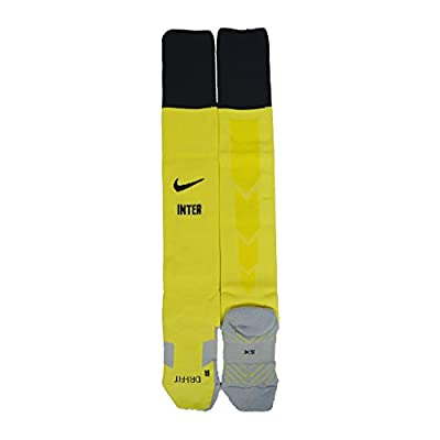 2015-2016 Inter Milan Nike Third Socks (Volt)