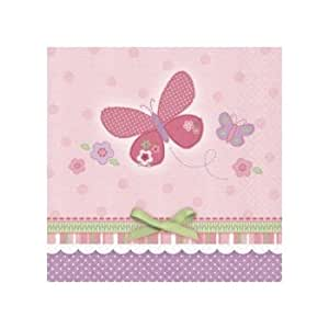 baby shower 39 carter 39 s baby girl 39 small napkins 16ct