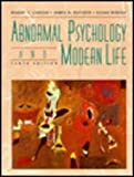 img - for Abnormal Psychology and Modern Life by Robert C. Carson (1995-10-01) book / textbook / text book