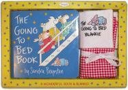 Sandra Boynton's The Going to Bed Book! & Embroidered