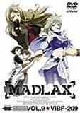 MADLAX VOL.9 [DVD]