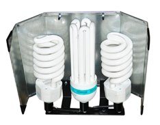 Stealth Hydroponics Multi Spectrum 315 Watt Cfl Light Bank front-95043