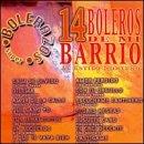 echange, troc Various Artists - Boleros de Mi Barrio