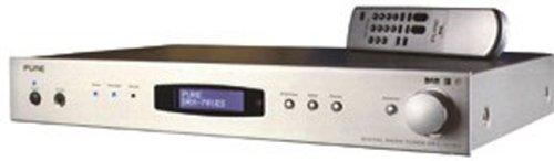Pure Digital DRX 701ES DAB Tuner - Silver