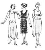 Best Vintage Patterns - Vintage Patterns 1920s
