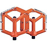 Spank Spike Pedals orange Size:nos
